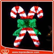 China Manufacturer lighting wooden laser cut christmas decoration