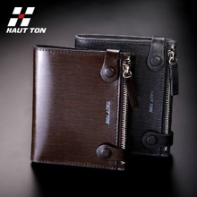 Hautton 2014 summer genuine leather wallet to import