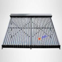 Pressurized solar panel