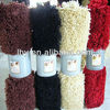 long pile Polyester tapete for floor carpet,Super shaggy hand tufted carpet
