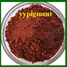 color road brick used iron oxide red