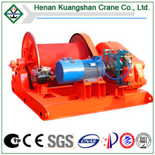 Electric Anchor Single Drum Winch