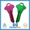 high quality various colors aluminum house key blank