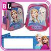 2014 New Frozen School Bag Elsa Backpack Frozen Anna