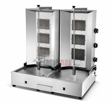 high quality shawarma gas grill for Beef