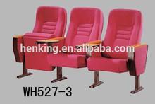 folding auditorium chairs/auditorium seating design/fixed auditorium seats
