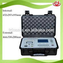 hard plastic IP67 waterproof case for camping equipment