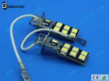 2w smd 5050 H3 led light/isuzu d-max fog lamp for isuzu d-max accessories