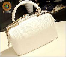 2014 Newest Style China korean hobo pu leather handbag