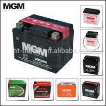12v 3ah YTX4L-BS motorcycle battery motorcycle battery charger gel motorcycle battery