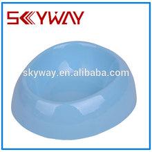 Hotsell dog travel bowl plastic melamine dog bowl