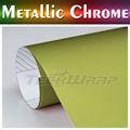 carrosserie soiecouleurs feuille envelopper vinyle film de chrome