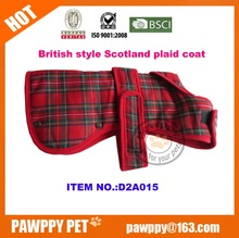 wholesale winter Christmas dog clothes
