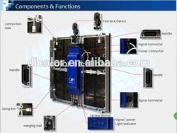 P10 Outdoor Waterproof Ultra Thin Video Display