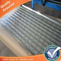 galvanized corrugated iron roof sheets