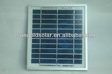 4W 18V Small Power Polycrystalline Solar Panel Module
