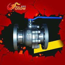 ansi flange extended stem ball valve manufacturer