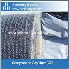 Bentonita Natural de sodio geosintéticos revestimiento de arcilla ( GCL ) fabricante