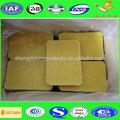 hohe Reinheit natürliche gelbes bienenwachs block