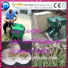 Caliente la venta de ajo raíz cóncavo cortador / de procesamiento de ajo