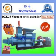 New technology! European Standard.Yingfeng DZK28 Vacuum clay brick making equipment