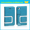 Professional case factory flap mobile phone case/For iPhone case 4s