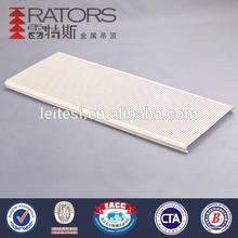 2015 Aluminum best material used for false ceiling