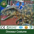 Lisaurus- g chino luz de control fácil de disfraces para adultos del dragón
