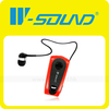 High Quality W-sound F900 Clip Sport Wireless Stereo Bluetooth Retractable Earphones