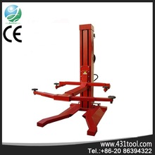 2014 Best price and quality K-101-H Single Post Car Lift QJD2.5-G
