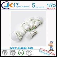 ROHS CE high lumen 2835 5730 12W E27 36 led bulb