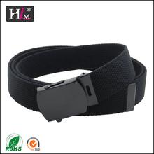 wholesale custom canvas belts for men