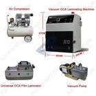 Universal OCA Film Laminator+Vacuum OCA Lamination Laminating Machine+Vacuum Pump+Air Compressor for Iphone for Sumsung Etc
