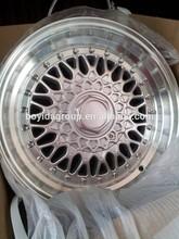 2014 Hot sale replica bbs wheel, car alloy wheel rim