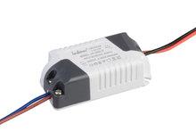 Power LED Lights 12V 1-3*1W 300mA Indoor LED Driver Plastic Case