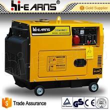 5kw small honda diesel generator