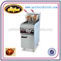 Friteuse électrique de pommes de terre spécial pour kfc. et fast food shop