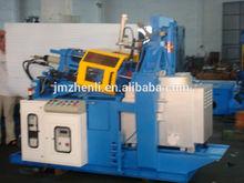 full automatic mini zinc alloy hot chamber die casting machine