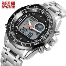 men watch 2014 chronograph watch vogue stainless steel watch