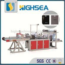 High Sea Machinery full automatic one line making flat bag tattoo machine bag