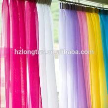 curtain wedding organza window curtains hanging door beads curtain