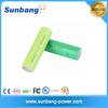high quality rechargeable li ion battery 18650 3.7v 2200mah battery for e-cig