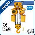HSY 10 ton elektrikli zincirli arabalı vinç