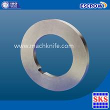 Circular Slitting Knives In Coil Slitter Line