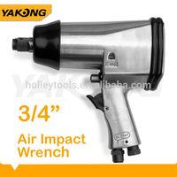 "hot selling pneumatic tool 3/4"" air impact wrench for tyre repair"