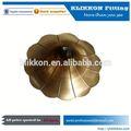 amarelo bronze trombeta