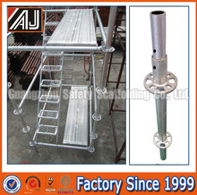 Most Safety Layher Galvanized Ringlock Scaffolding System