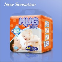 Chinese baby diapers 3D printing baby diaper export to Kenya JB120