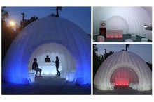 Inflatable wedding tent/wedding decoration/inflatable party bar tent