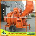 Jiangsu best-seller diesel jzr350 betoneira de planta usada com melhor serviço de caseiro